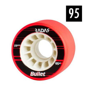 RED SKATE WHEELS