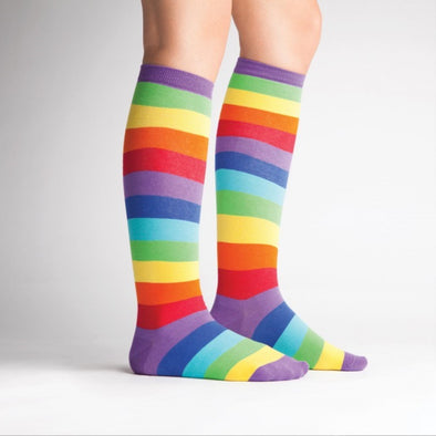 Super Juicy Rainbow Socks