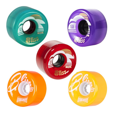 OUTDOOR bliss reckless SKATE WHEELS
