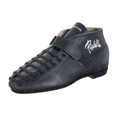 RIEDELL BLACK SPEED DERBY BOOT