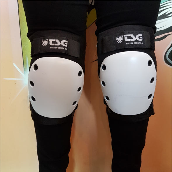 TSG Roller Derby 2.0 Knee Pads *Last Pair* XL
