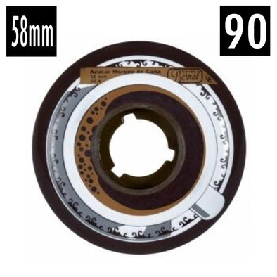 Undercover Carlos Bernal Foodie Wheel 90A 58mm