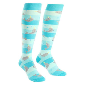 unicorn-of-the-sea-long-socks