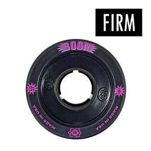 black firm atom indoor wheel