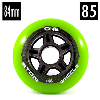 Atom One Inline Wheel 85A 84mm