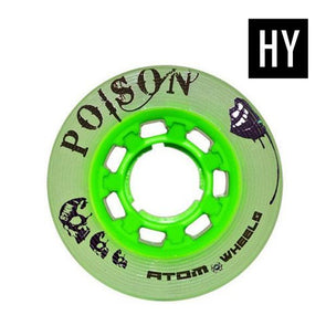 green hybrid indoor outdoor wheels
