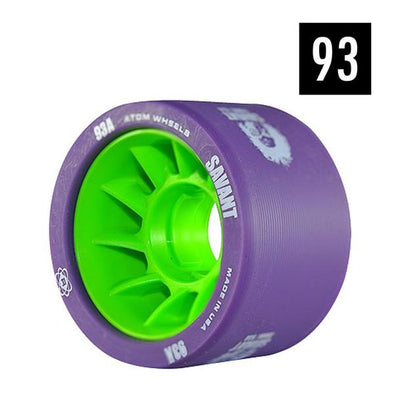 Atom Savant Wheels 93A - 4 pack