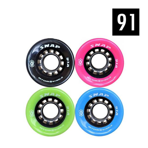 atom snap 91a indoor wheels