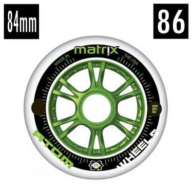 inline outdoor wheels