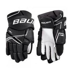 BAUER BLACK GLOVES
