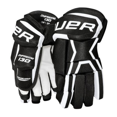 bauer supreme 130 hockey gloves