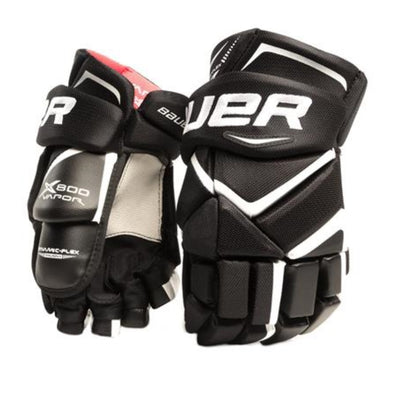 Bauer Vapor X800 Lite Black Gloves Senior
