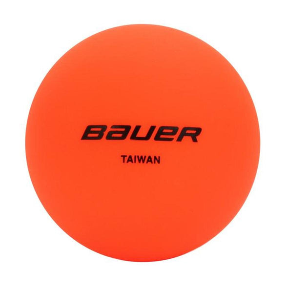 bauer hockey ball