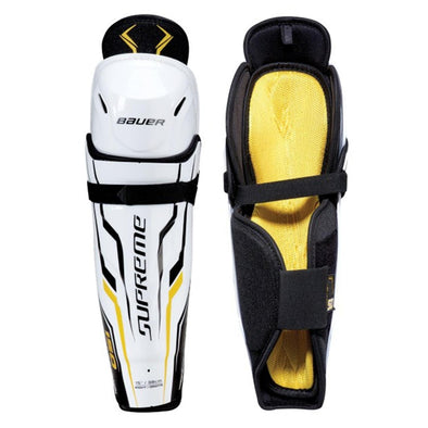 bauer junior shin guards