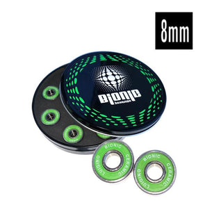 ceramic 8mm bionic green bearings