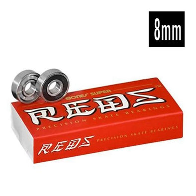 16 super reds bearings