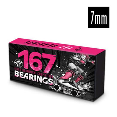 Bont Swiss Mini Bearings 7mm (16)