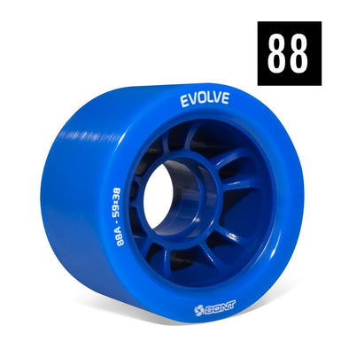 blue bont wheels