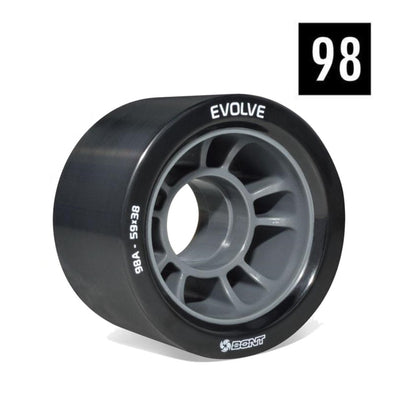 black 98a wheels