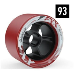 bont 93a red alloy wheels fxx