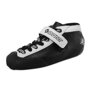 Bont Hybrid V2 Black Carbon Boot