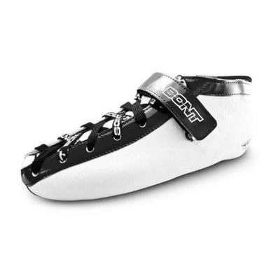 bont white fiberglass boot only