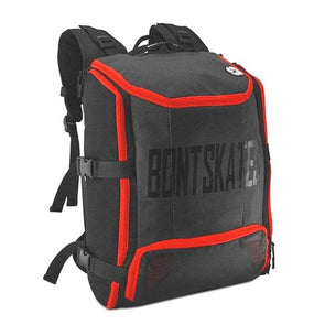skate backpack bag red