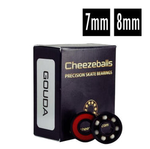 cheezeballs ceramic bearings 16 pack