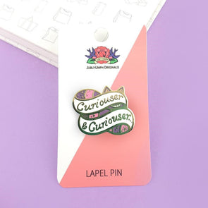 adventures in wonderland pin