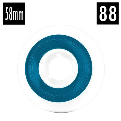 Dead Team Blue Wheel 88A 58mm