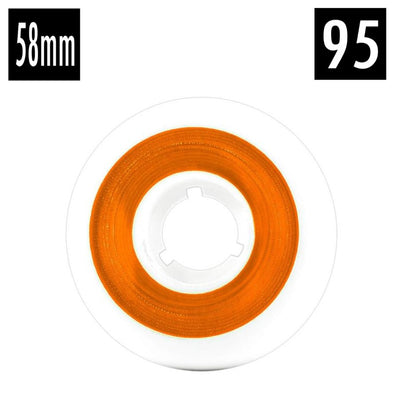 Dead Team Wheel Orange 95A 58mm