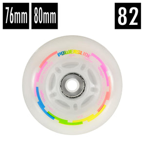 Powerslide Fothon Magic LED Inline Wheel