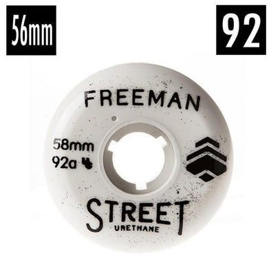 Street Urethane Freeman Wheel 92A 56mm *1 Left*