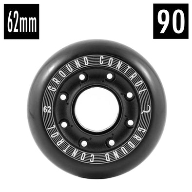 ground control 62mm skate wheels