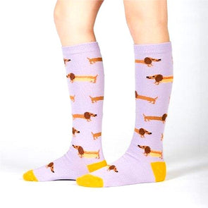hot dogs long dogs sausage socks