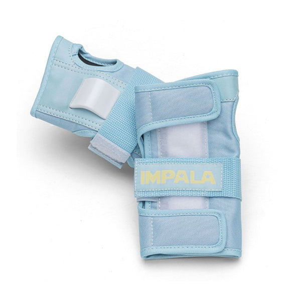Impala Sky Blue Junior Padding Set