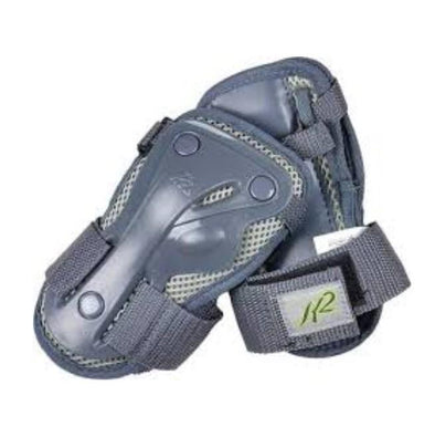 womens grey wrist guards