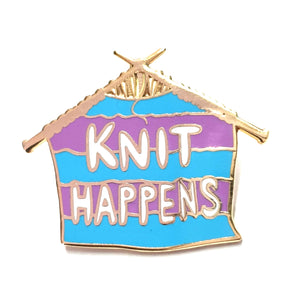 knitting sewing pin