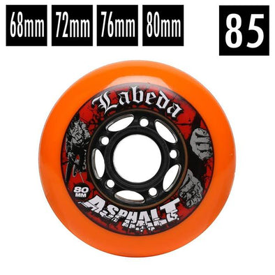 labeda asphalt outdoor hockey wheel