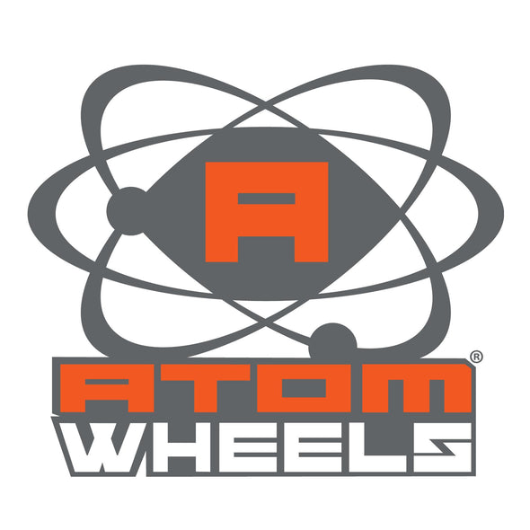 Atom G-Rod Wheels HP 93A - 4 pack