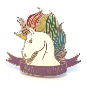 majestic-as-fuck-unicorn-pin
