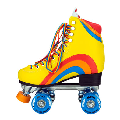 Moxi Rainbow Rider Sunshine Yellow Skates