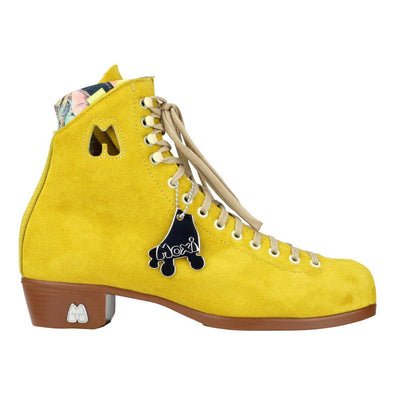 Moxi Lolly Pineapple Yellow Boot