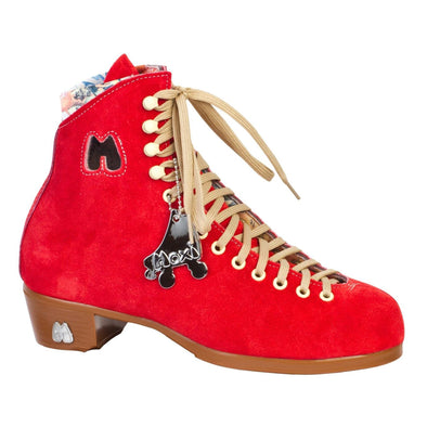 Moxi Lolly Poppy Red Boot