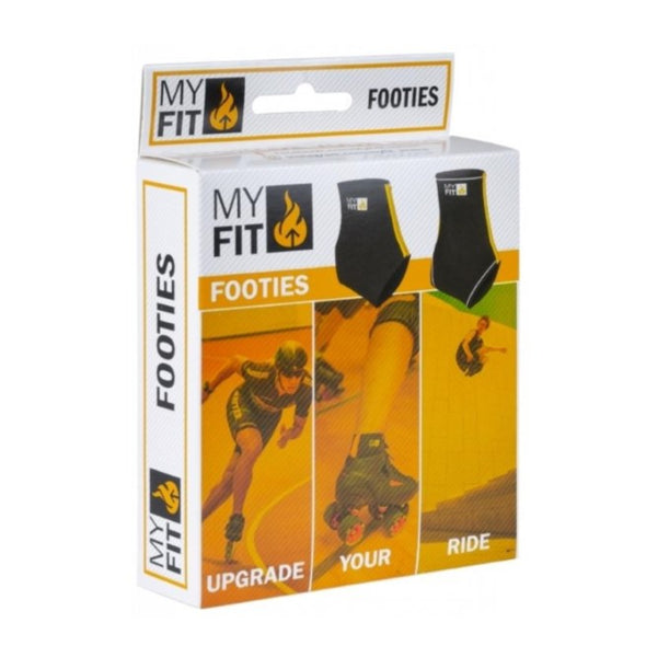 Powerslide MyFit Footies With Heel Lock