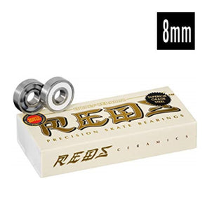 ceramic skate bearings
