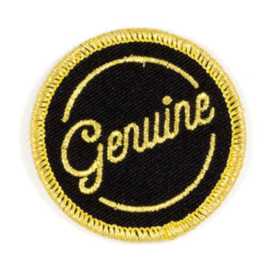 genuine-patch-gold
