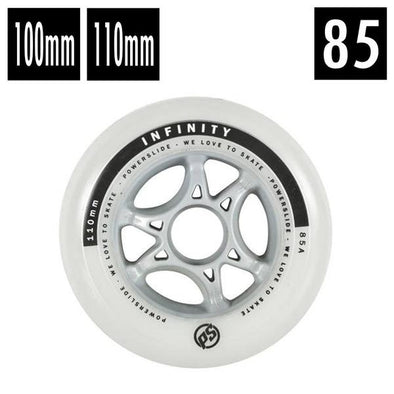 inline white outdoor wheels