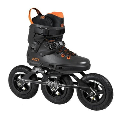 tri inline skates for off road use
