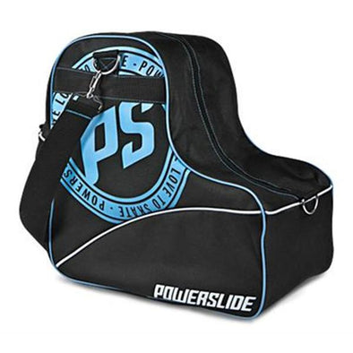 skate bag black blue